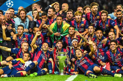 The Last Club Team To Defeat Barcelona At Camp Nou In The Champions League