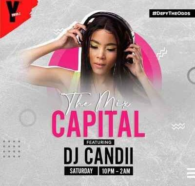 DJ Candii The Mix Capital Download