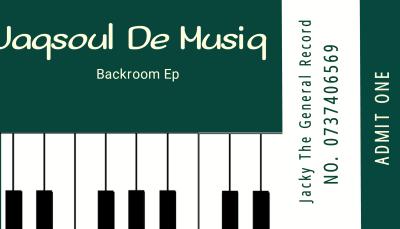 Jaqsoul De Musiq Backroom Ep Download