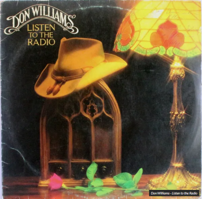 Don Williams Listen to the Radio