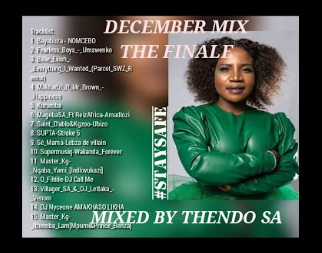 Thendo SA - December Mix Download