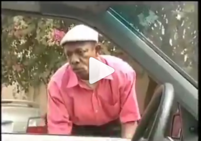 Gate-man Begs His Oga To Allow Him Travel To Village To See Wife