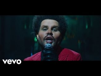 The Weeknd Save Your Tears Video