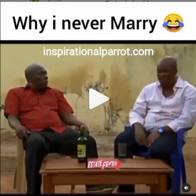 Why Some Men Are Not Yet Married